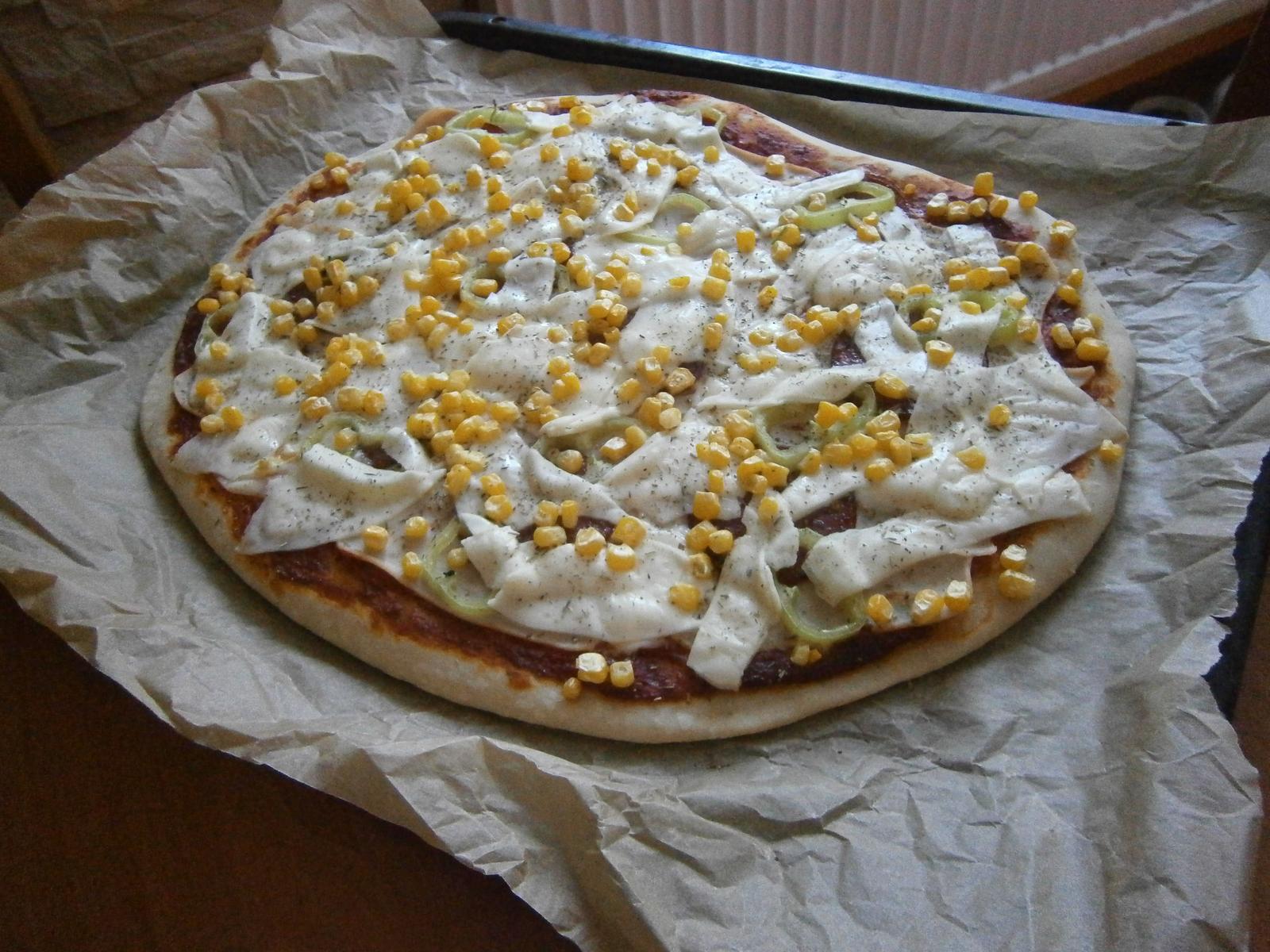 Hokus pokus v kuchyni - domácí pizza
