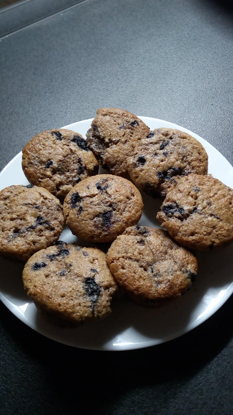 Hokus pokus v kuchyni - Muffiny trošku zdravěji