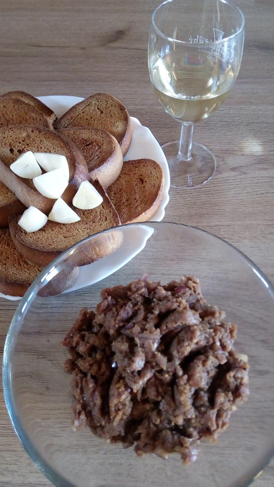 Hokus pokus v kuchyni - Tataráček ... ten máme doma rádi :-)