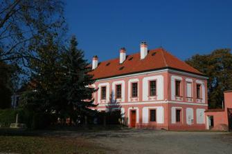 zámek Lobeč