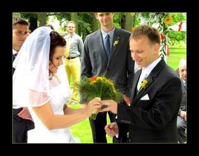 prsten pro ženicha