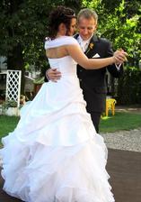 novomanželský tanec - walz