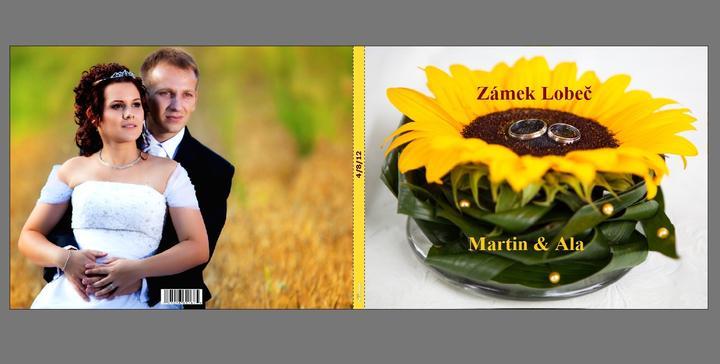 Svatební album - Obrázek č. 1