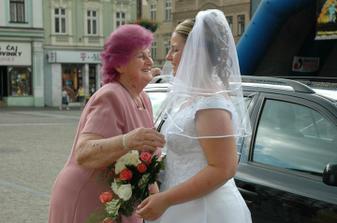 s babičkou :-)