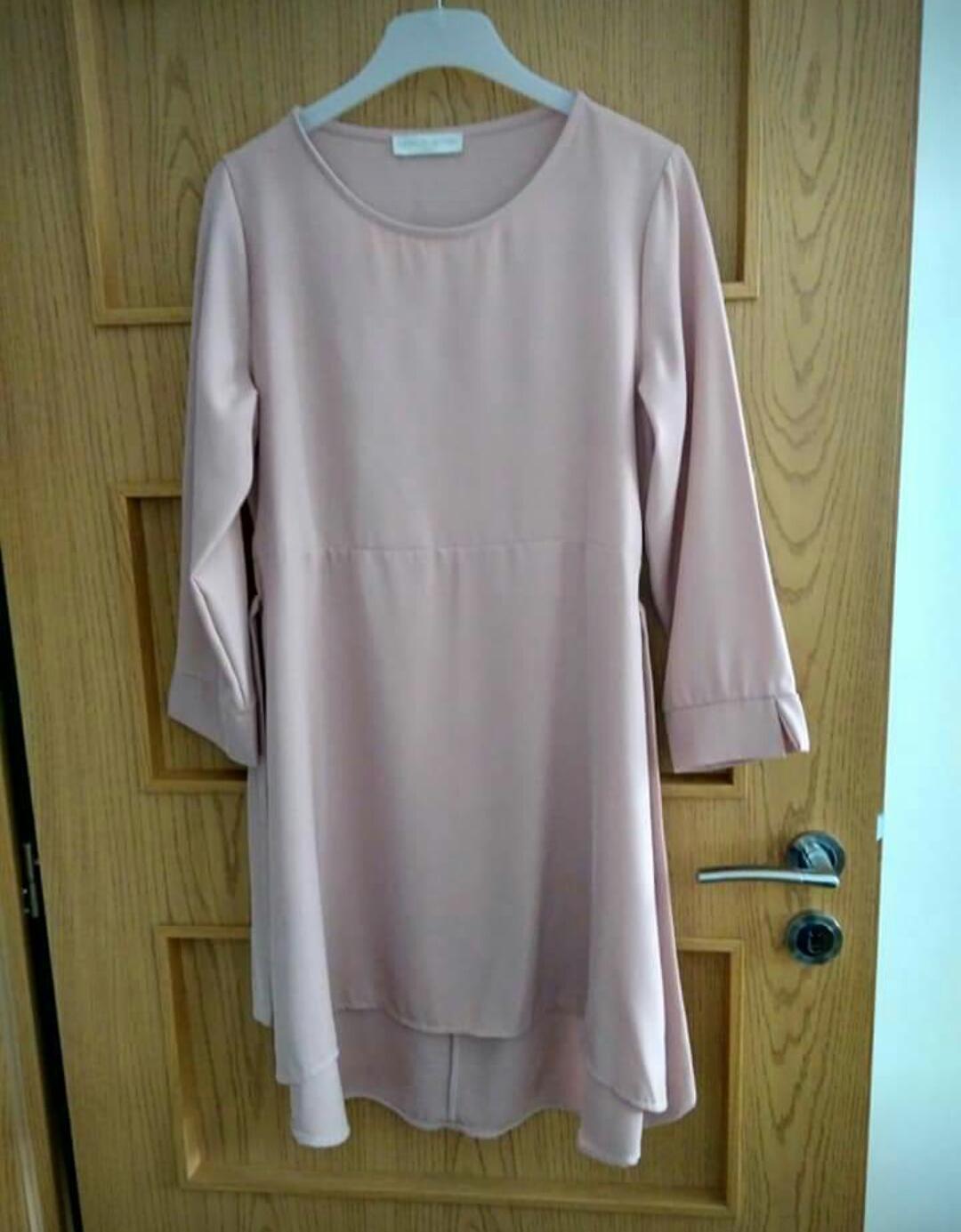 Pohodlné Uni šaty - Obrázok č. 3