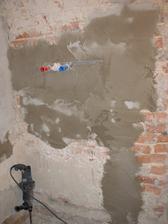 12.den - Zazděná voda do sprchy