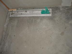 Další a poslední várka betonové vrstvy