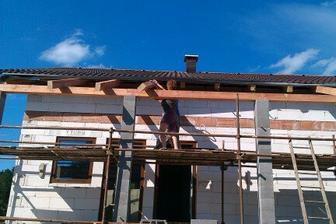 predlžujeme krov
