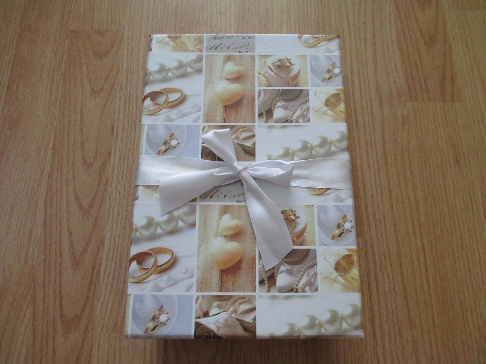 Svadobna krabica - Obrázok č. 1