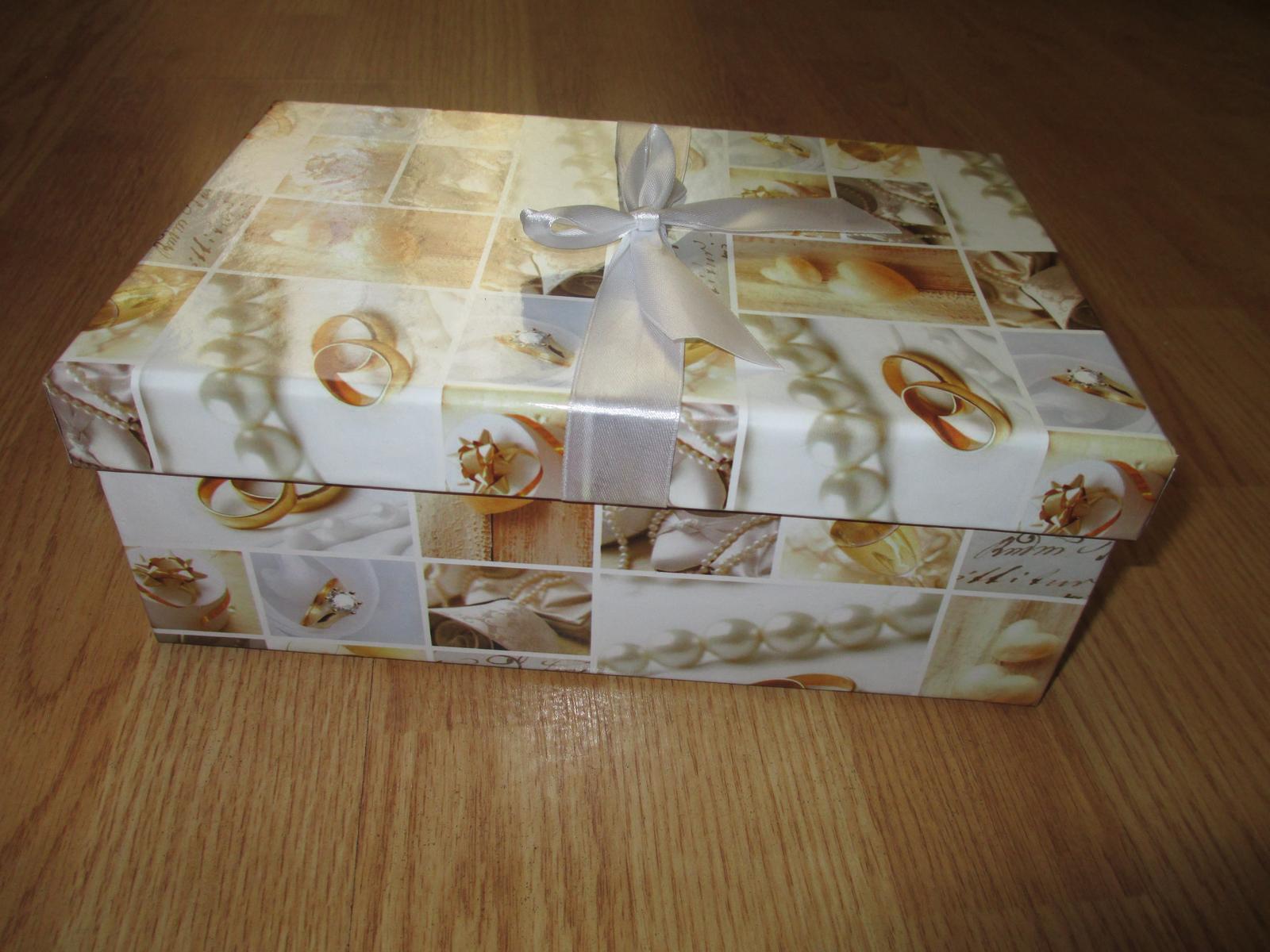 Svadobna krabica - Obrázok č. 2
