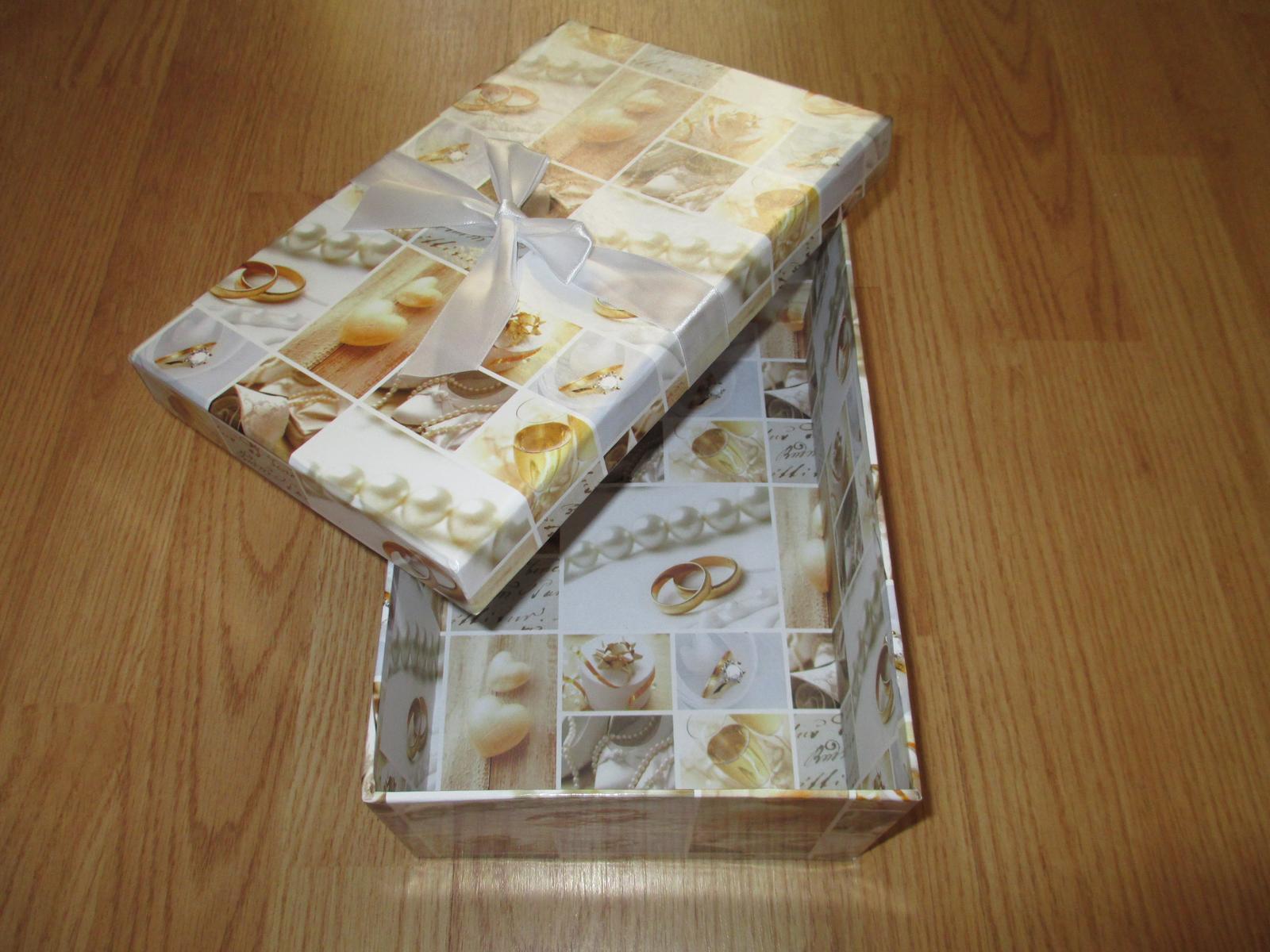 Svadobna krabica - Obrázok č. 3
