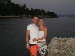 Croatia 2007, v tento vecer ma Matej poziadal o rucku