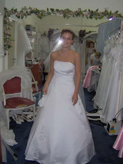 Svadba 27. augusta 2005 sa blíži! - Obrázok č. 1