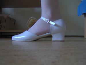Moje topánočky .. po svadbe na predaj!