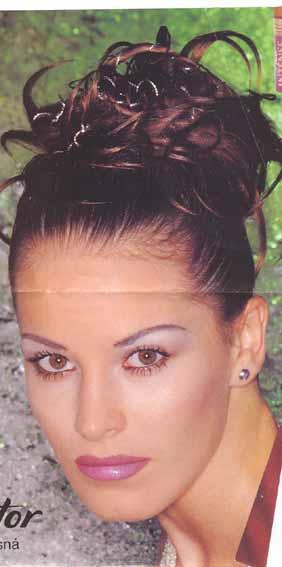 Svadba 27. augusta 2005 sa blíži! - make - up
