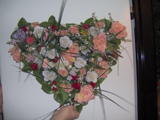 Svadba 27. augusta 2005 sa blíži! - ozdoba na auto