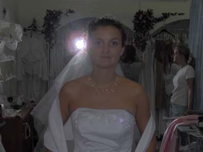 Svadba 27. augusta 2005 sa blíži! - bez okuliarov