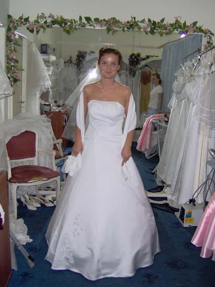 Svadba 27. augusta 2005 sa blíži! - Obrázok č. 58