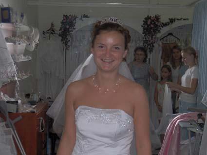 Svadba 27. augusta 2005 sa blíži! - Obrázok č. 59