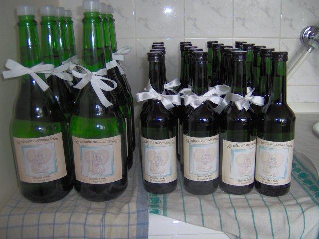 Svadba 27. augusta 2005 sa blíži! - Obrázok č. 65