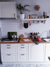 Trocha změny v kuchyni