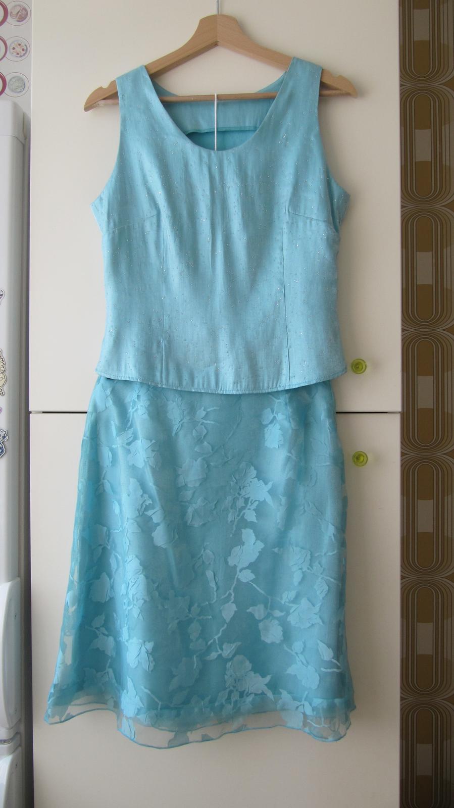 Dámská sukně s topem - Obrázek č. 1