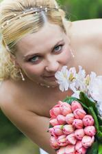 omlouvám se nevěstě, ale fakt krásná kytka...
