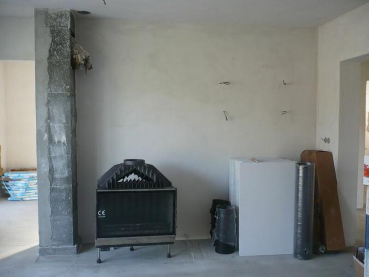 Stavba nášho domu - Krbová vložka Tarnava 800mm