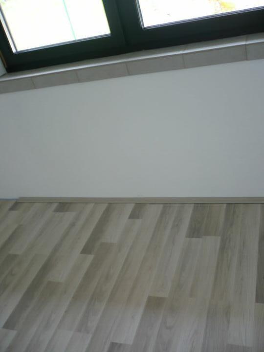 Stavba nášho domu - podlaha v spalni
