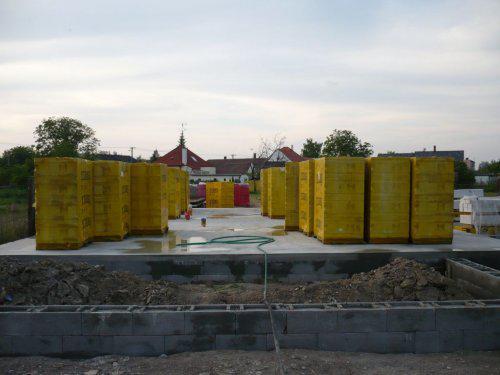 Stavba nášho domu - ytong