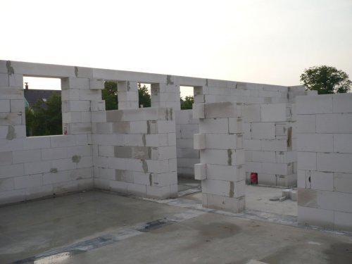 Stavba nášho domu - 3 den