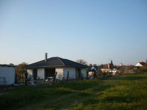 Stavba nášho domu - Konečne hotová strecha