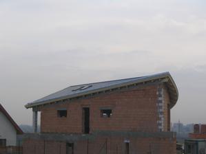 Zvláštní tvar střechy