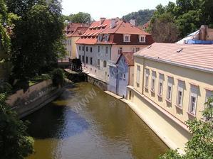 Velkopřevorský mlýn-Kampa Praha