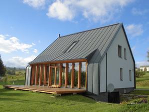 Nizkoenergetický dům