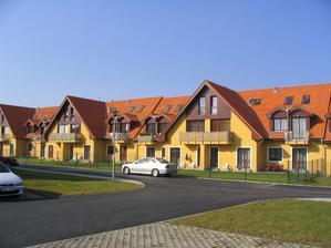 Bytové domy Praha