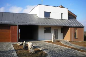 Střecha z plechu