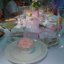 Mé perníčky pro nevěstu od svatebního stolu