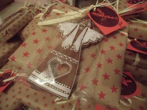 Perníčky na dárky