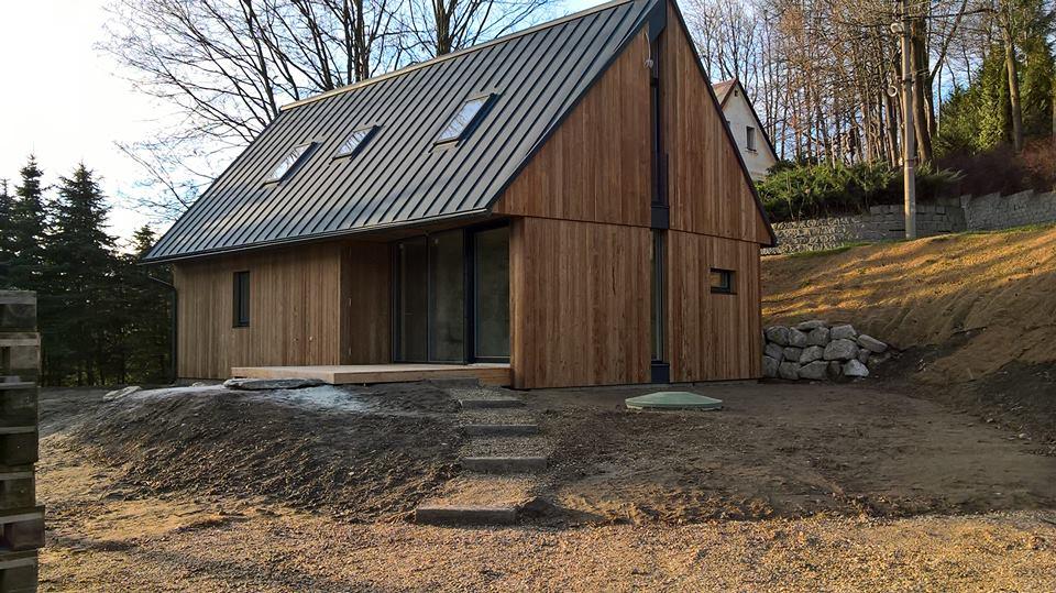 Naše střechařina,dřevařina. - Materiál PREFA