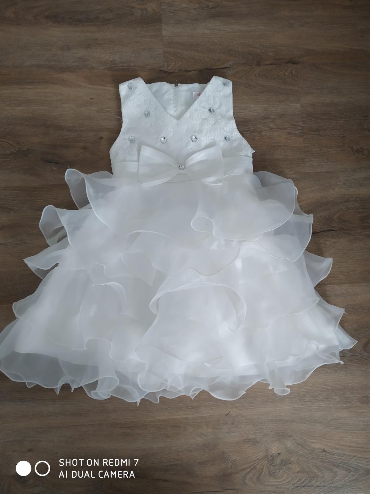 Šaty pro druzicku - Obrázek č. 1