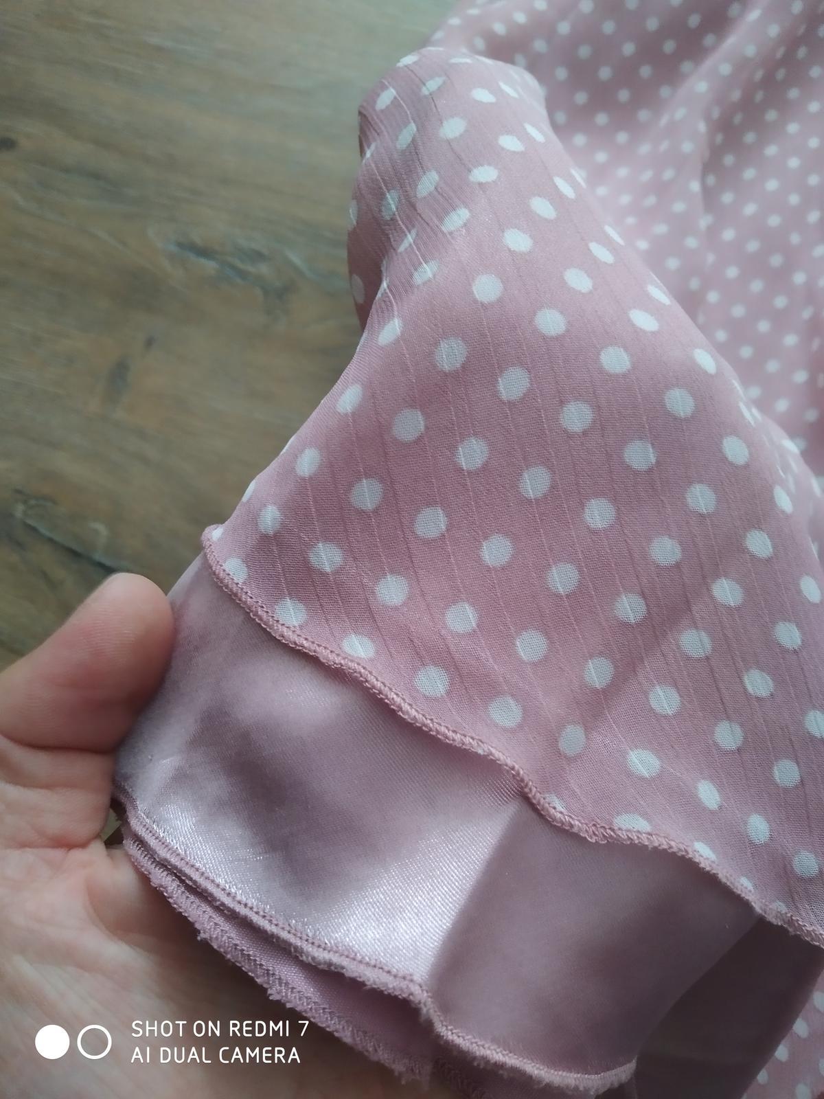 Popůlnoční šaty vel 38 - Obrázek č. 3