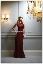Krásne popolnočné šaty