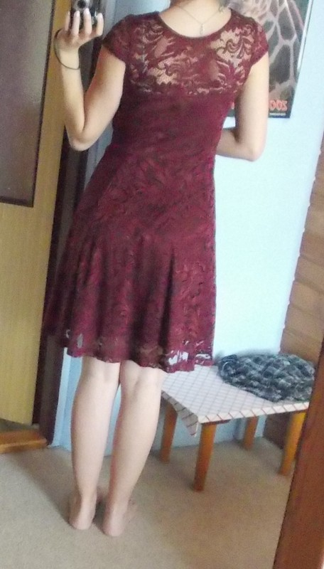 Nenošené šaty Bodyflirt - Bonprix  - Obrázek č. 3