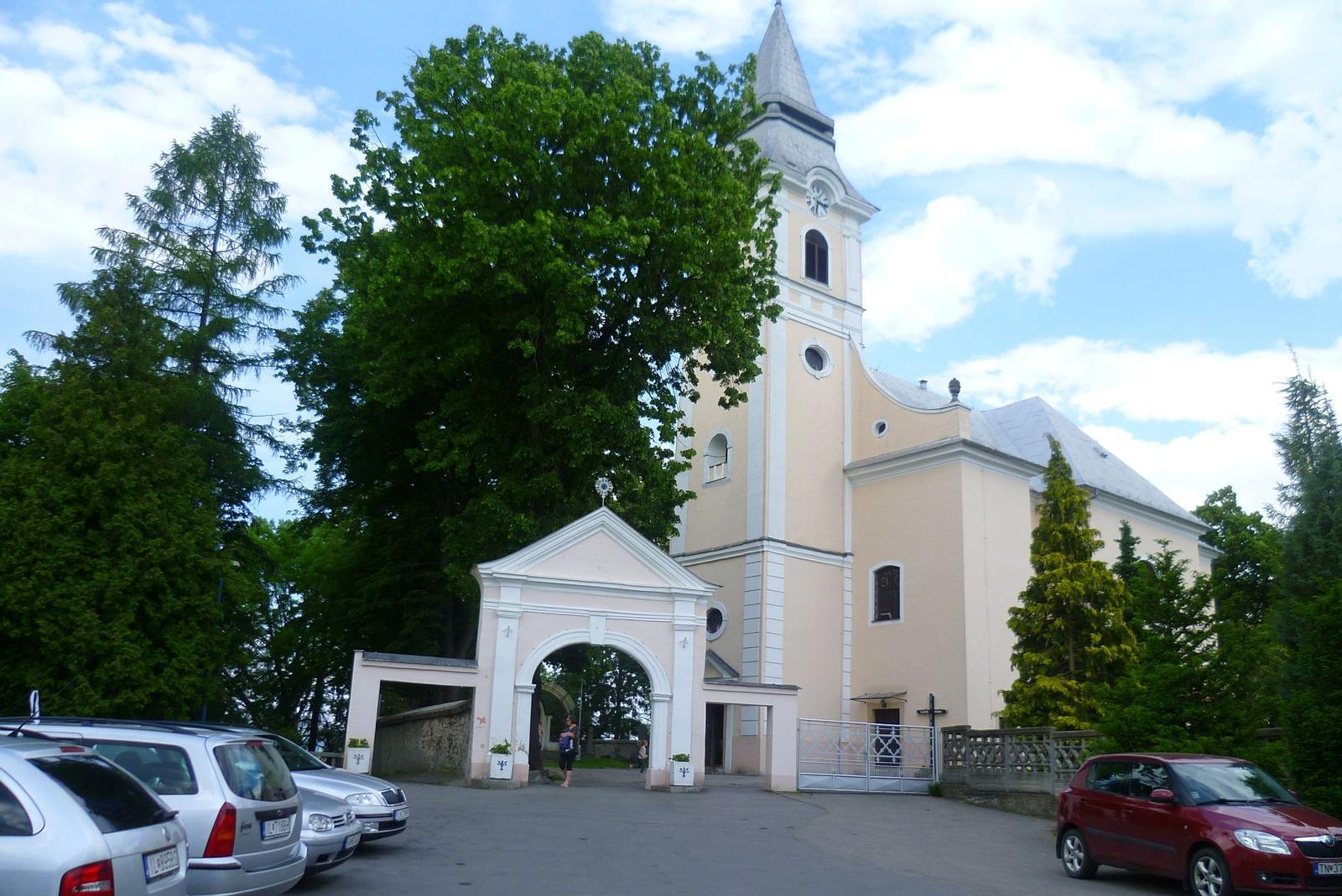 Katka{{_AND_}}Petrík - Dubnický kostolík