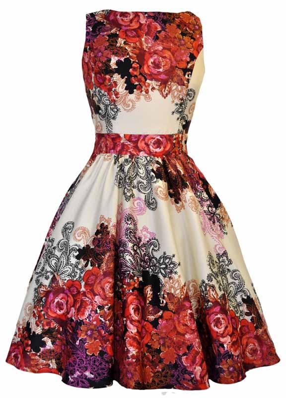 Šaty od Lady V London skladem! - Lady V London šaty Vášeň