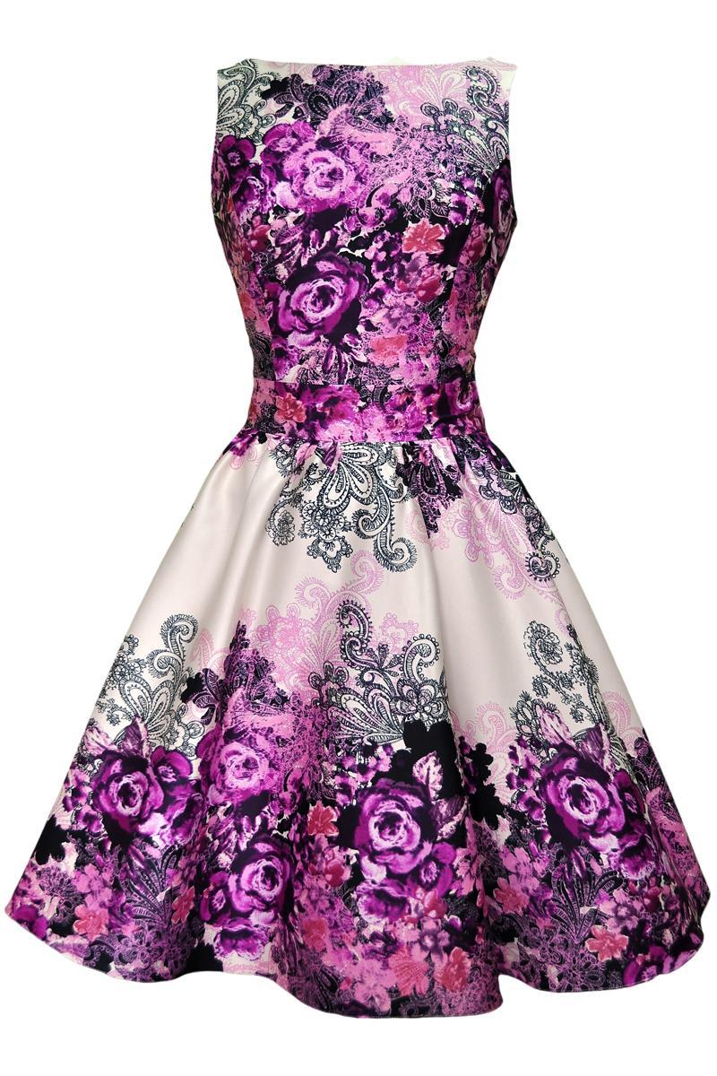 Nejlepší novinka tohoto týdne! Šaty Milady brzy skladem! - Lady V London šaty Milady