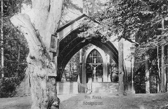 lesní kaple Kynžvart