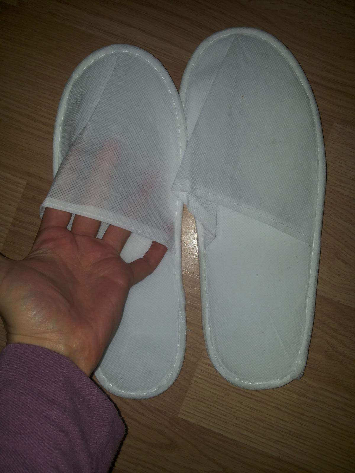 Všetko už máme :) - Tanečné papuče :)