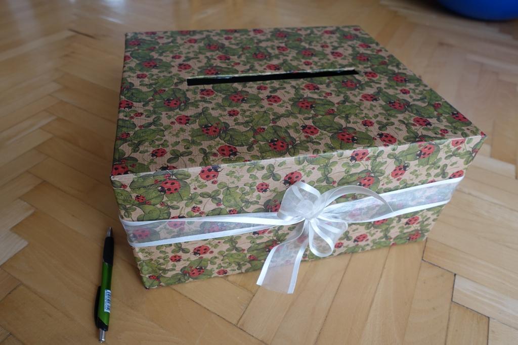 Krabička (truhlička) na přání - Obrázek č. 1